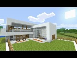 Самый Лучший Механический Дом в Minecraft - 1.7.4 + Download
