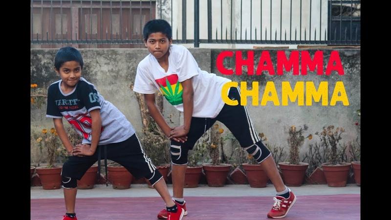 Chamma Chamma Dance Video | ASquare Crew | Neha Kakkar | Elli Avrram, Arshad