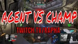 Rapha vs Agent - Last day before PGL