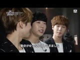 150206 Mnet Japan M!Countdown Backstage - U-Kiss Cut