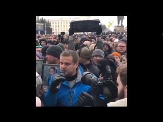 Игорь Востриков ключ к разгадке пожара в Кемерово