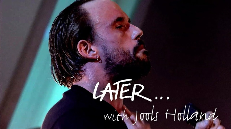 IDLES perform Samaritans on Later... with Jools Holland