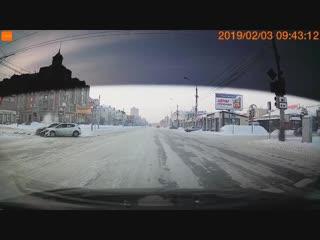 ДТП Жукова - Красных Зорь.