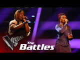 Bukky Oronti vs Gisela Green - Best Thing I Never Had (The Voice UK 2019)