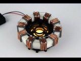 XRobots - 3D Printed Iron Man Arc Reactor Prop, Designed in Autodesk 123D Design and Home Printed