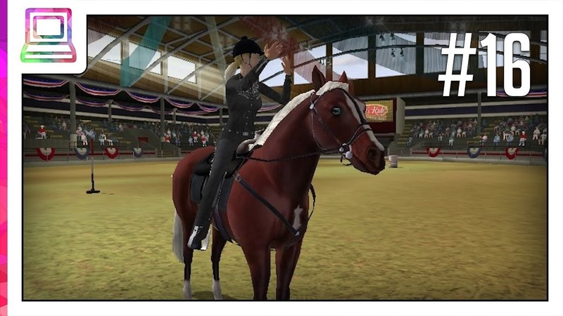 Lets Ride! Silver Buckle Stables (part 16 ending) (Horse Game)