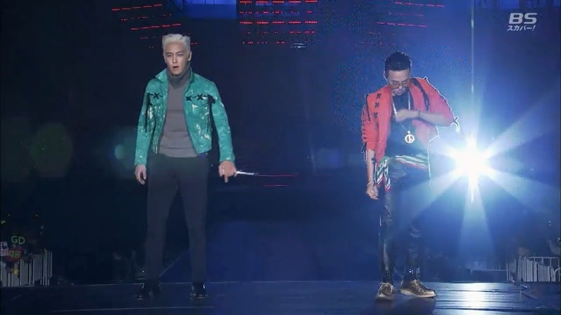 GDTOP - Knock Out (JDT X in Tokyo)