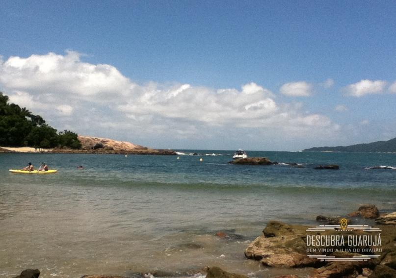 Mar da praia das Conchas