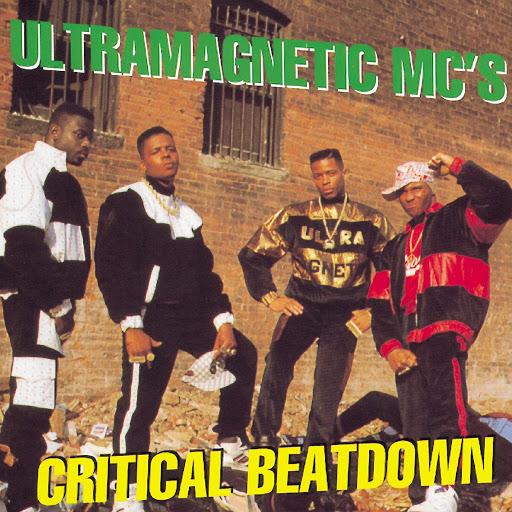 Ultramagnetic MC's альбом Critical Beatdown
