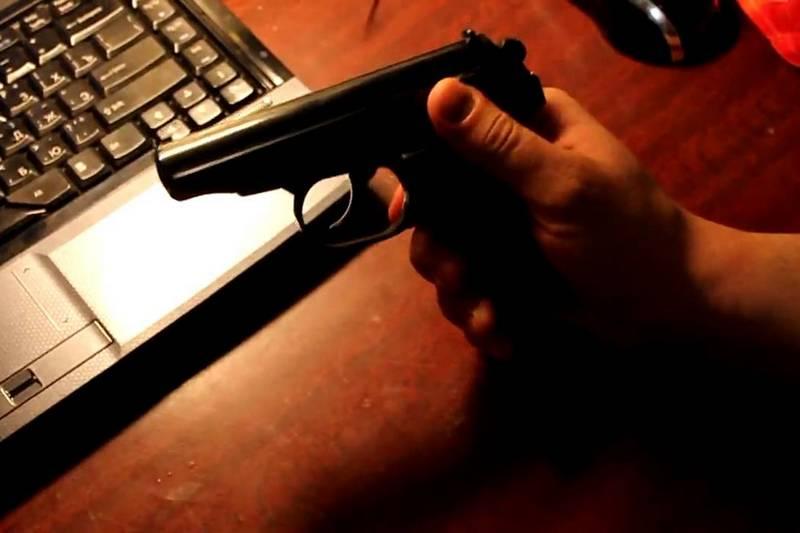 Пистолет разыскиваемый в Татарстане нашли у 20-летнего жителя Усть-Джегуты