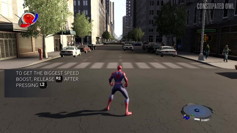 Spider-Man 3 The Game Walkthrough Part 1 (Xbox 360_⁄PS3_⁄Wii_⁄PC)