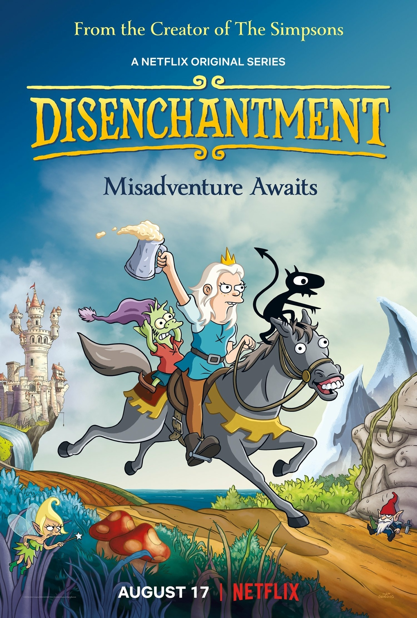 disenchantment - HD1200×1778