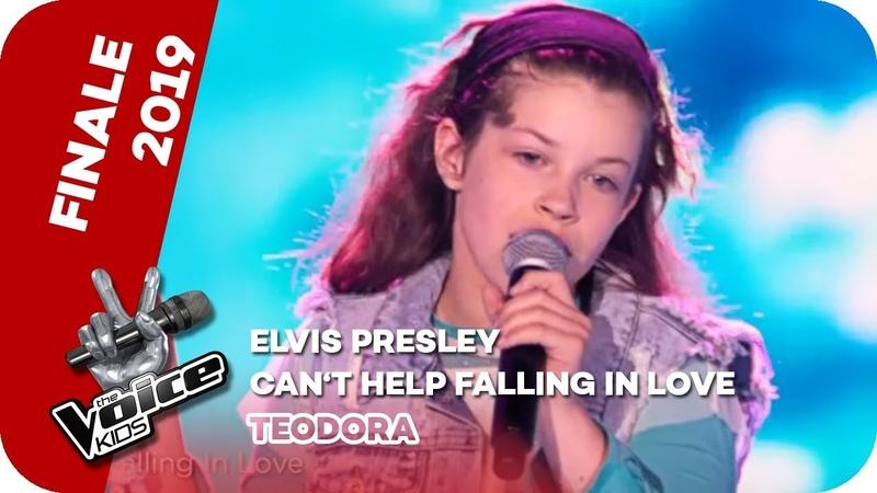 Teodora - Can´t Help Falling In Love (Германия)