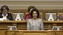 Աննա Հակոբյանի ելույթը Կանանց եվրասիակա1398