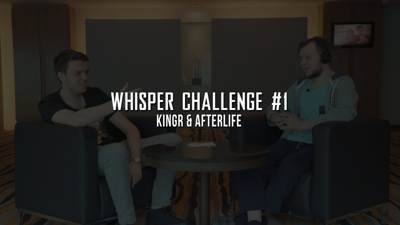 The Whisper Challenge 1 KingR AfterLife