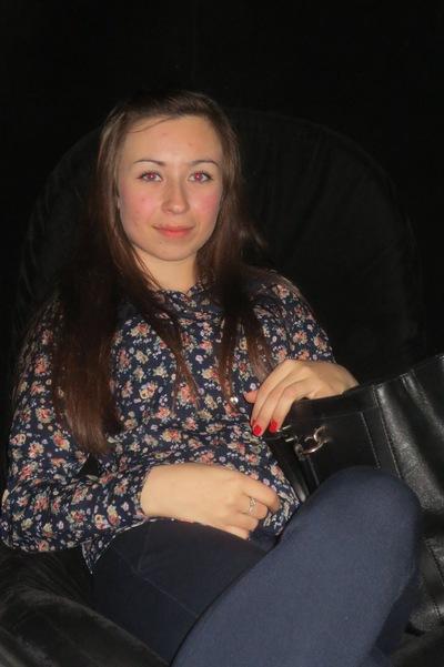 Кристина Погосян, 8 января 1996, Санкт-Петербург, id16638190