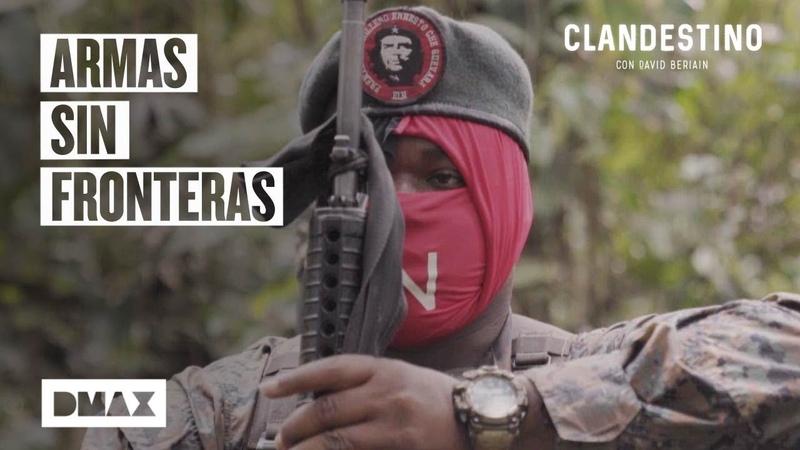 Armas estadounidenses en manos del Cartel de Sinaloa, maras y guerrilleros Clandestino