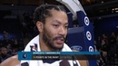 Derrick Rose: I love playing with my teammates and in this city
