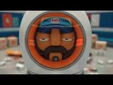 JohnnyExpress - Крутой мультфильм про почту в космосе