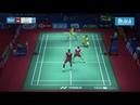 LI Junhui LIU Yuchen vs Vladimir IVANOV Ivan SOZONOV Badminton Indonesia Open 2018
