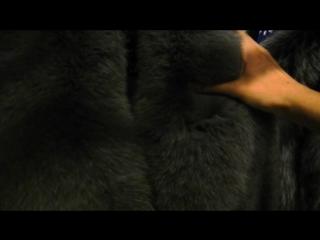 Пальто зима с мехом
