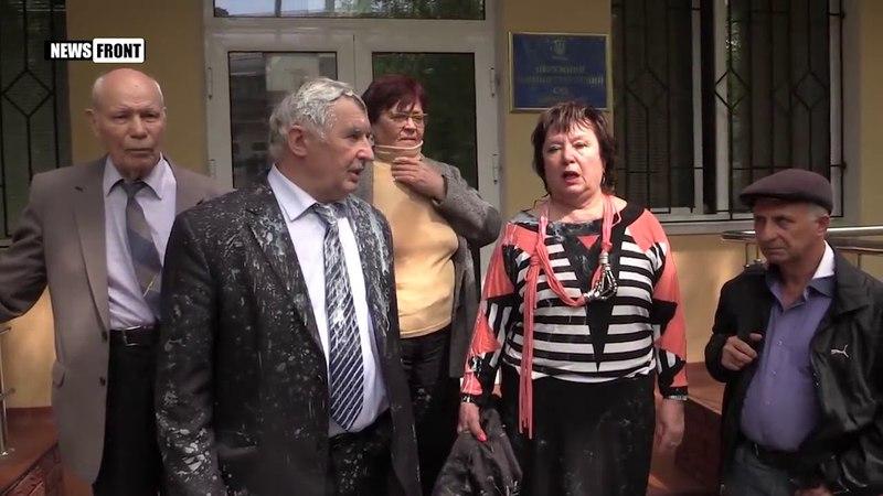 «Это демократия?»: Витренко прокомментировала действия украинских радикалов из С14
