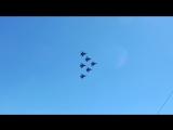 Стая самолетиков