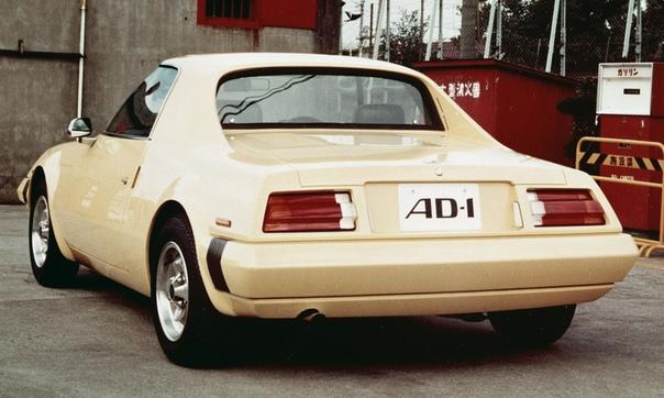 Nissan AD 1 1975 года