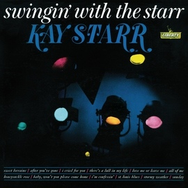 Kay Starr альбом Swinging With The Starr