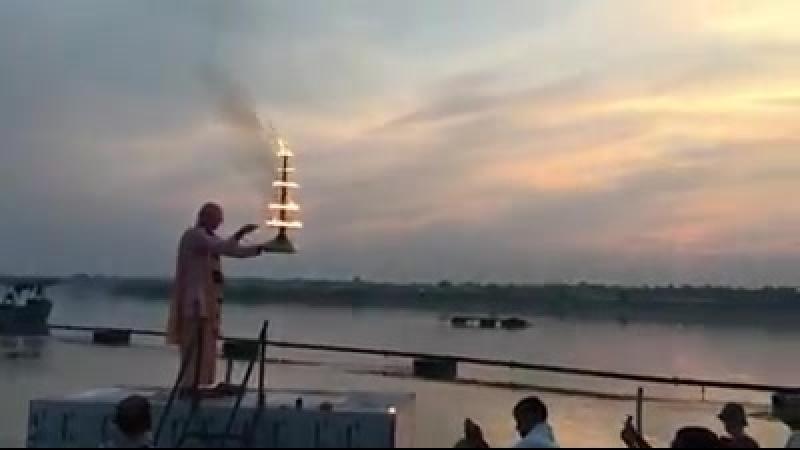 Sridham Mayapur 2018 Ganga puja