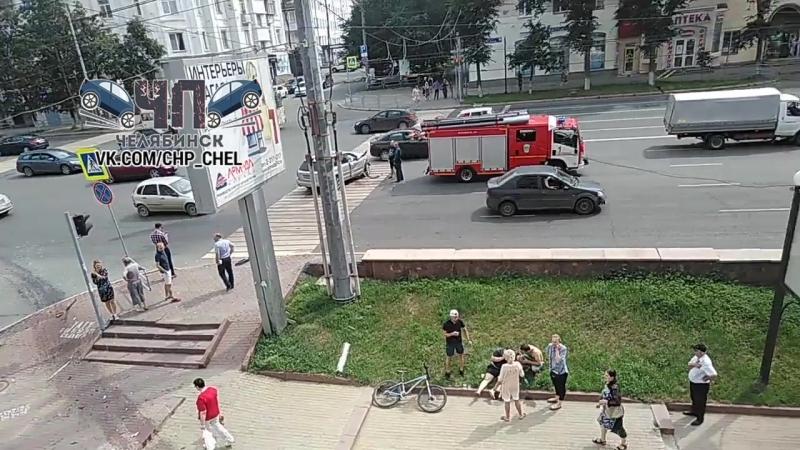▶ДТП Челябинск