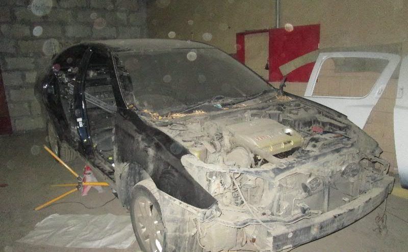 Лимузин Lexus