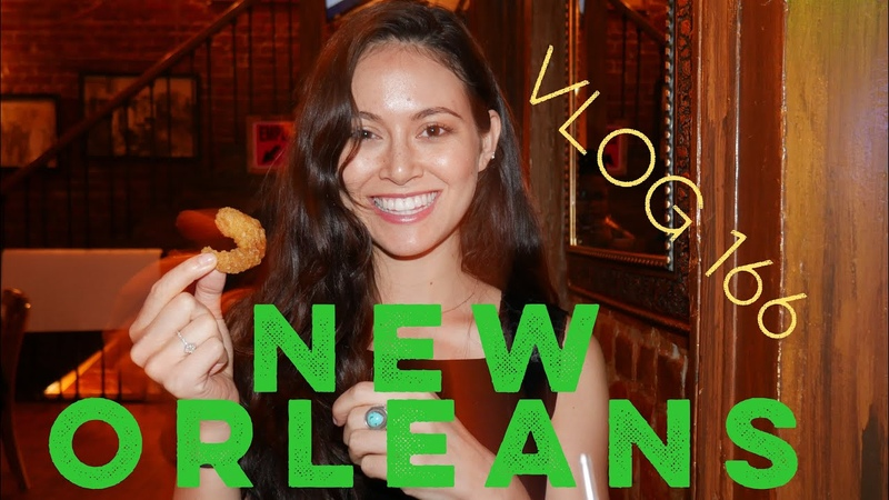 MY FIRST TIME IN NOLA! VLOG 166