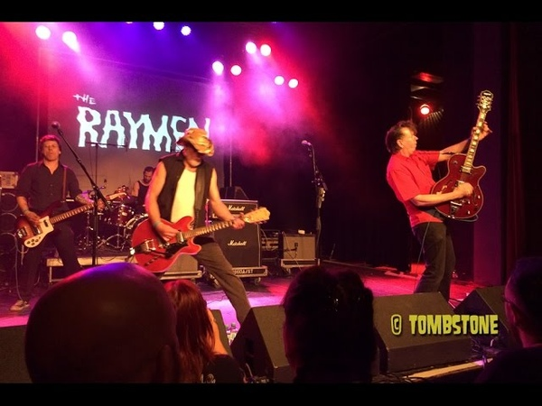 The Raymen - Lonely Train - Potsdam 2014