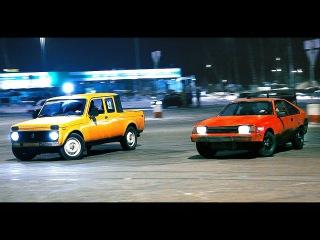 Жекич Дубровский | Chevrolet TAHOE vs. Land Cruiser 200. НИВА Бородача и моя СУПРА. Тюнинг за 5 тыс. рублей