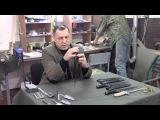 Обзор ножа Самсонова К-151 с описанием технологии изготовления, фирмы Назаров и ...