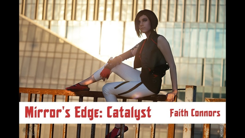 Mirror's Edge Catalyst cosplay Faith Connors
