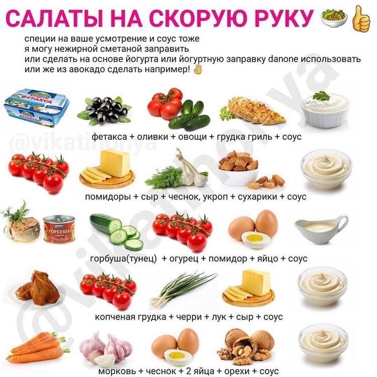 Салатики