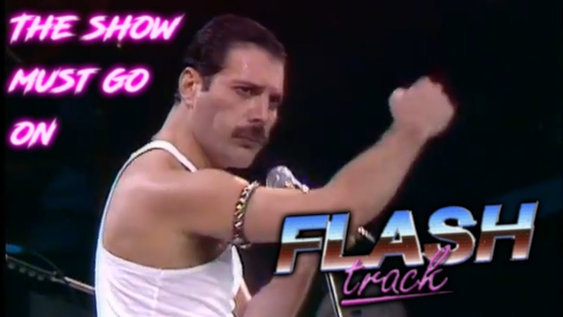 Queen - The Show Must Go On (Flashtrack Remix)
