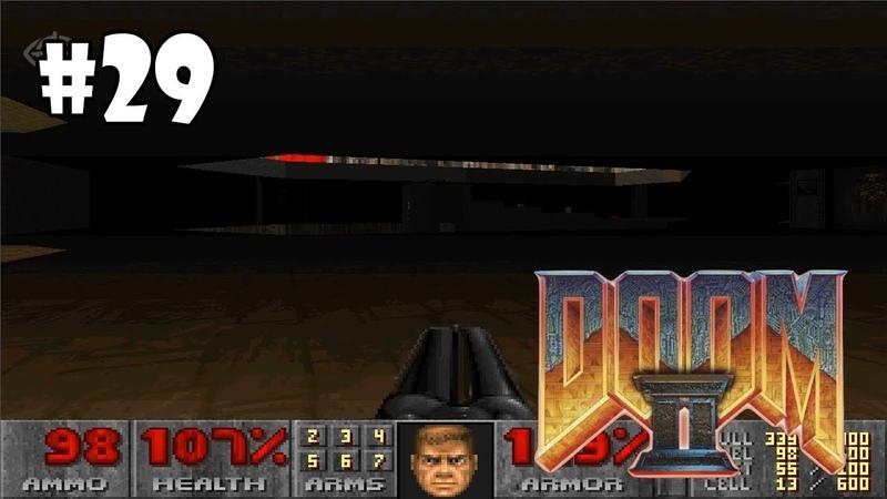 Doom II Hell on Earth прохождение игры - Уровень 27 Monster Condo (All Secrets Found 100)