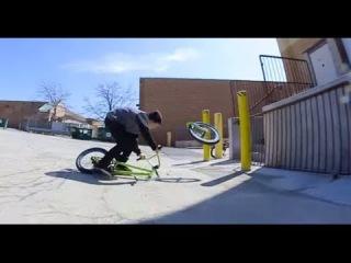 BMX FAIL - What Happens When Your Forks Break