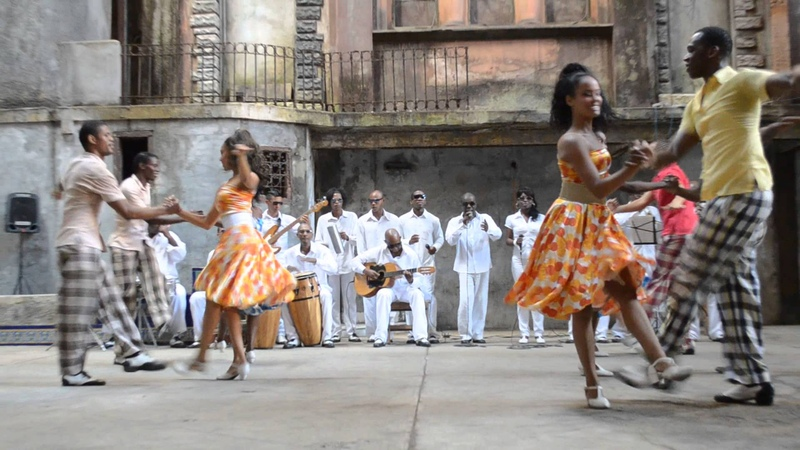 Grupo folklorico BAN RRARA Mambo son cuba@
