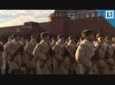Парад защитников Москвы на Красной площади