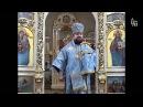 Проповідь Високопреосвященного митрополита Димитрія у день свята Почаївської ікони Божої Матері