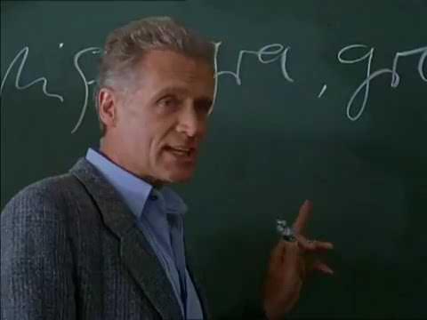 Lehrer Doktor Specht Zum Thema Political Correctness