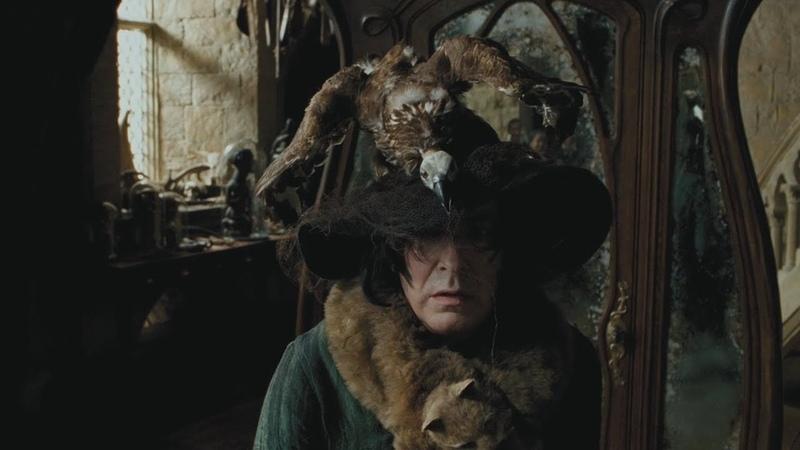 Боггарт Гарри Поттер и узник Азкабана 2004