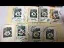 Мастер-класс: открытка Ромашка в смешанной технике скрапбукинг и вышивка лентами