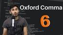 Python Coding Challenge 6 | Oxford Comma