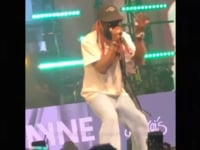 Lil Wayne Performs Let It All Work Out More Songs Live During His New Years Party At Drais Nightclub