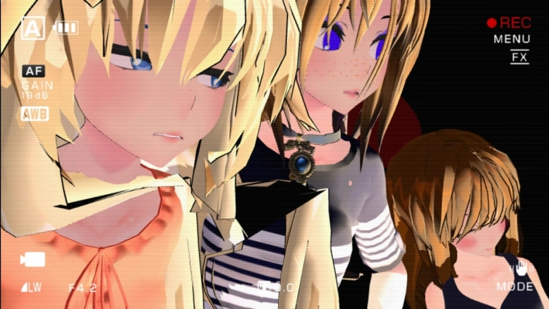 ♥[MMD] ~Meow!~ (Me, Violette and Lilu)♥